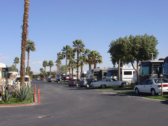 Photo of Indian Wells RV Park Indio