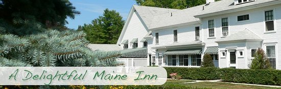 Harrison, ME: Greenwood Manor Inn
