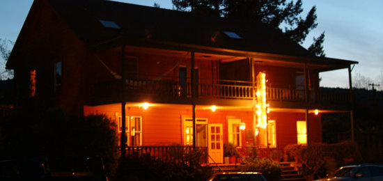 Boonville Hotel