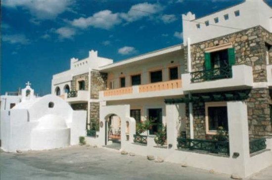 Apollon Naxos Town