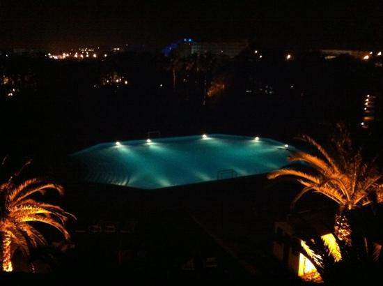 Holiday Village Manar: view from balcony