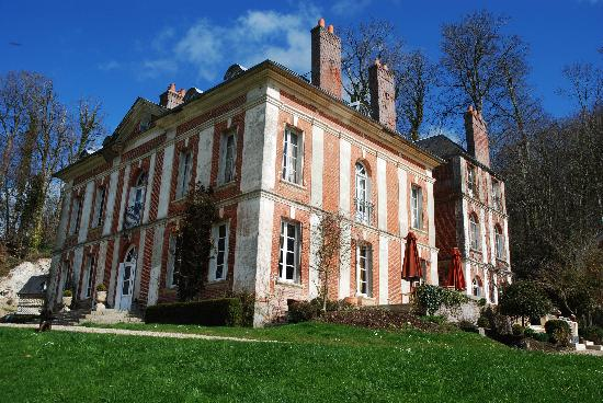 La Vespiere, Франция: The Chateau
