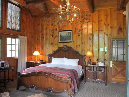 Ridgedale, Μιζούρι: Springview Lodge Deluxe Room