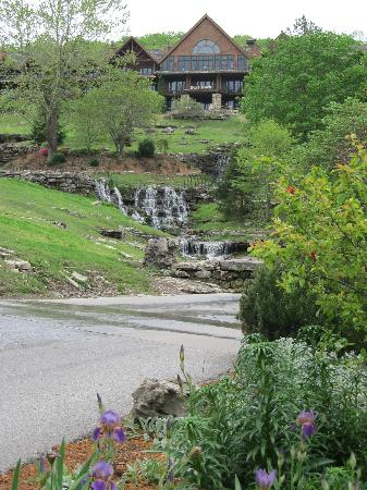 Ridgedale, Μιζούρι: Wonderful views at Big Cedar Lodge