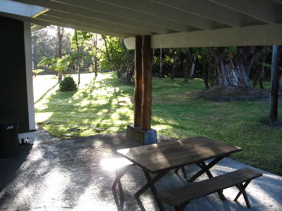 Kilauea Volcano Cottages: more of the grounds
