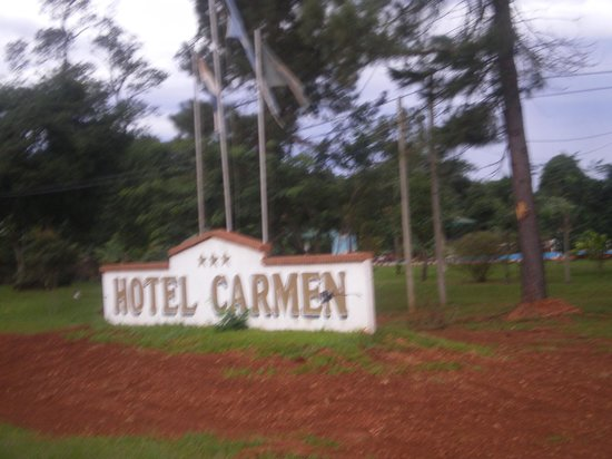 Hoteles Carmen Iguazu: ENTRADA