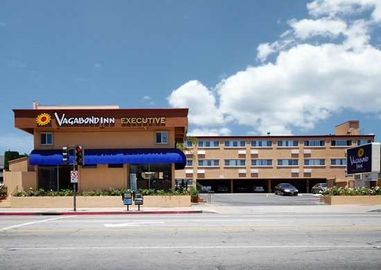 Vagabond Inn Executive Pasadena: hotel
