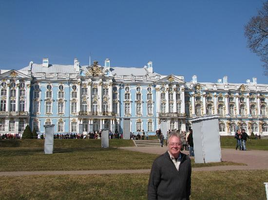 how to get to summer palace st petersburg