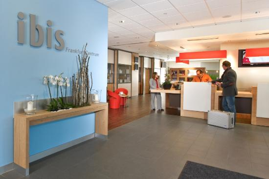 Ibis Frankfurt Centrum