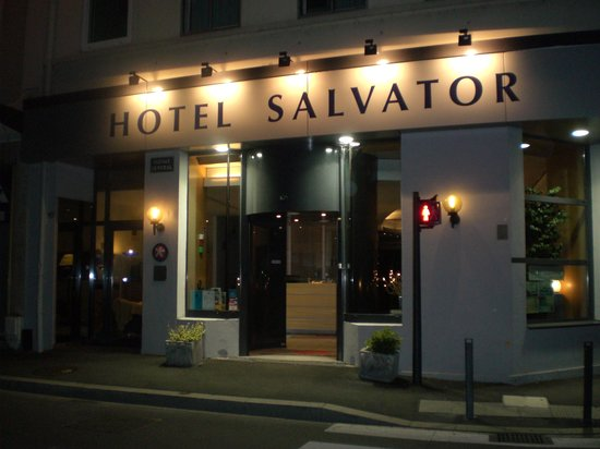 Photo of Salvator Hotel Mulhouse