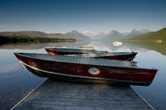 Kalispell, Μοντάνα: Lake McDonald, Glacier National Park