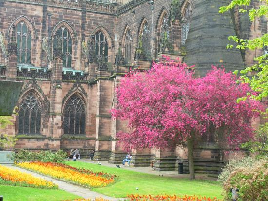 Chester, UK: Cathedrial