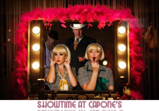 Capone's Dinner and Show