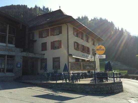 Photo of Hotel Wasserfall Jaun