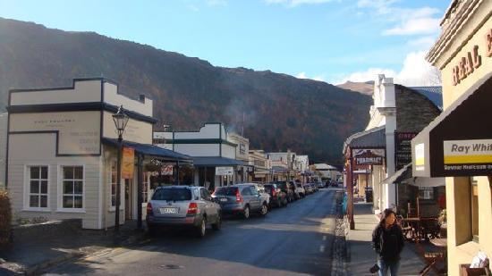 Crawfords: Arrowtown in Fall