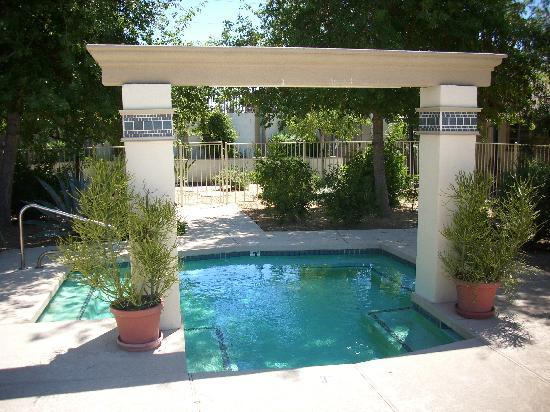 Arizona Royal Villa Resort: Jacuzzi at Royal Villa Resort