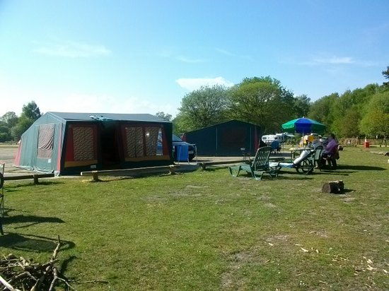 Holmsley Campsite
