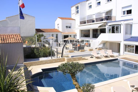 Photo of Hotel Face aux Flots Saint-Pierre d'Oleron