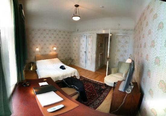 My room at Hotel Esplanade - April 30, 2011