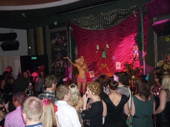 One Of The Acts Picture Of Proud Cabaret Brighton