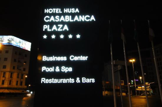 Plaza Hotel Casablanca: The hotel was renovated by Husa