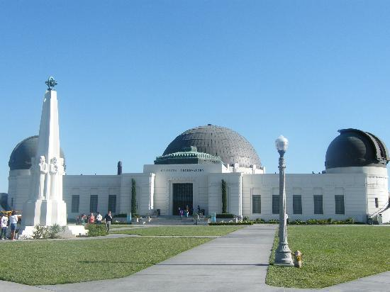 Click to see more about the Griffith Observatory!