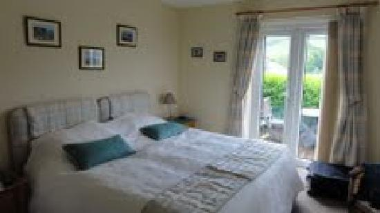 Brambleside Bed & Breakfast: Double room