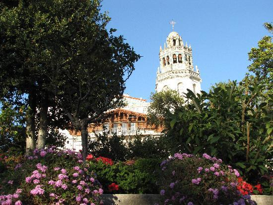 San Simeon, Californie : Hearst Castle