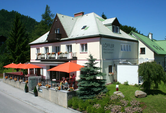 Pension-Cafe-Restaurant Loffler
