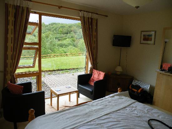 Auchenbeag Bed and Breakfast: Double room