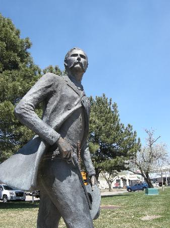 Dodge City, KS: Wyatt Earp