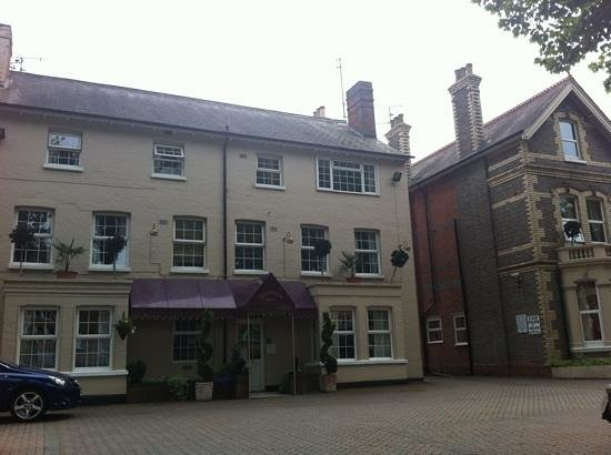 Donnington House Hotel: donnington