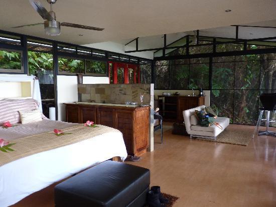 Rancho Pacifico: View of Room