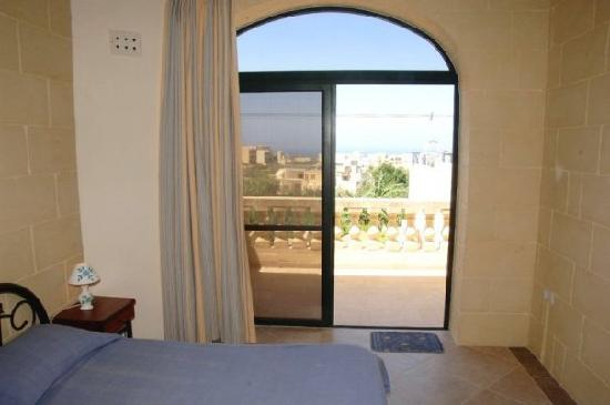 Tal-Bir Farmhouse Gozo: Bedroom