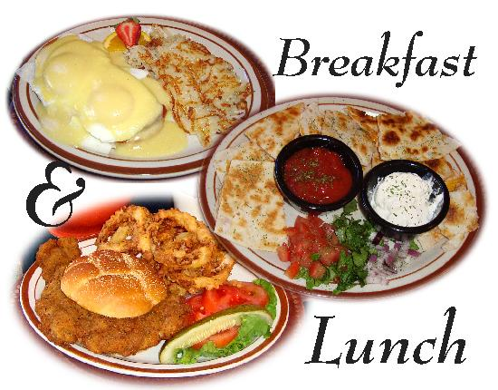 Dogwood Hills: Mitch & Duff's serving Breakfast & Lunch!