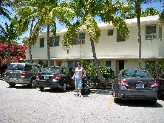 outside motel picture of el patio motel key west tripadvisor