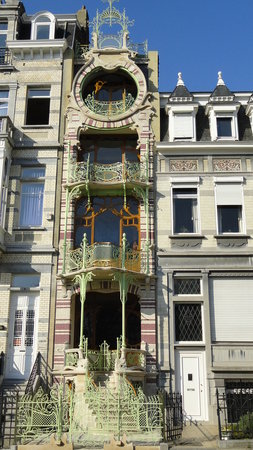 Maison saint cyr brussels belgium address reviews tripadvisor for Photo maison