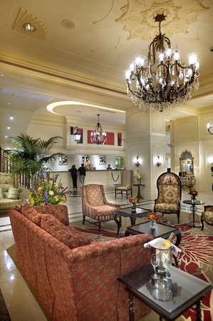 Crowne Plaza Hotel Astor-New Orleans : Lobby