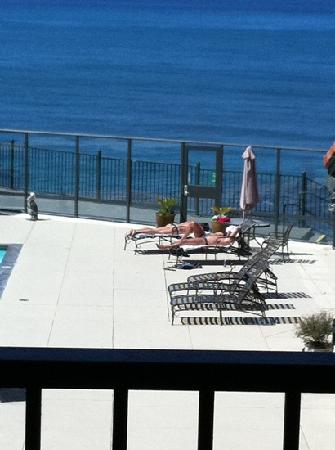 Two Men In Thong Speedos View From Room Picture Of