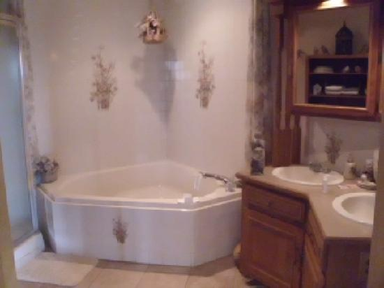 Cameron's Crag Bed & Breakfast: bathroom