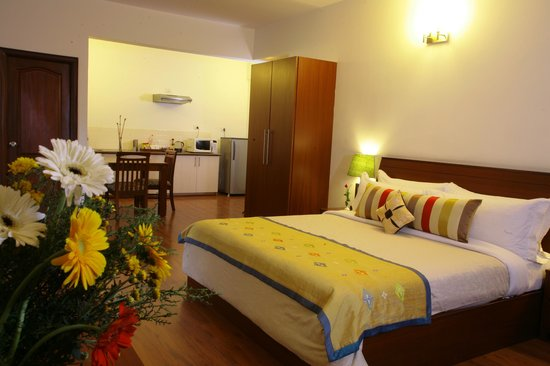 juSTa Off MG Road, Bangalore: Deluxe Room