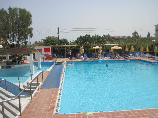 Amoudara, Griechenland: piscine