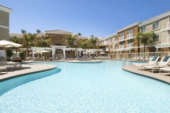 Homewood Suites by Hilton La Quinta: Outdoor Resort Style Pool
