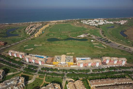Rota, Spanien: Costa Ballena Ocean Golf Club