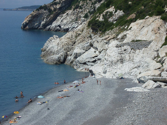 Isola d&#39;Elba, Italia: Spiaggia di Palombaia