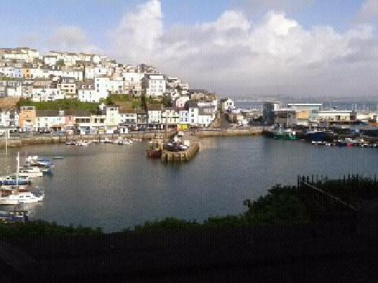 Brixham, UK: Room with a View