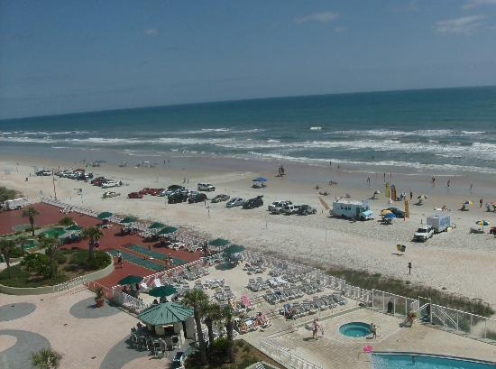 Royal Floridian Resort: beach and recreation