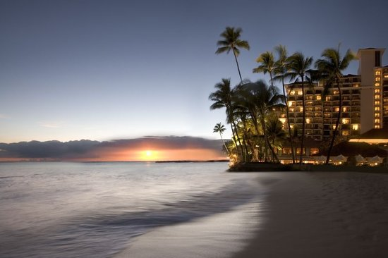 I would stay at: Halekulani