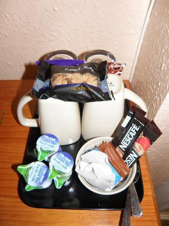 Windsor Hotel: Tea Tray