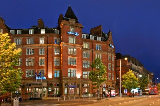 Best Spa Hotels In Nottingham